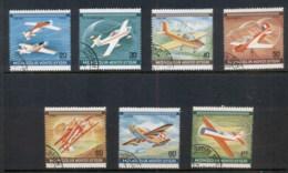 Mongolia 1980 Planes CTO - Mongolia