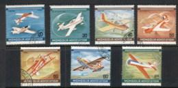 Mongolia 1980 World Aerobatic Championships, Planes CTO - Mongolia