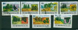 Mongolia 1982 Pine Trees CTO Lot21217 - Mongolia