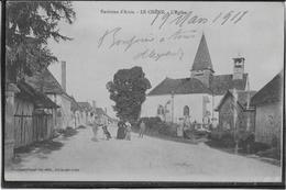 Arcis - Environs - Le Chêne - L'Eglise - Arcis Sur Aube