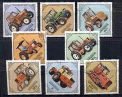 Mongolia 1982 Tractors CTO - Mongolia