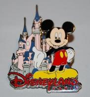 DLRP - Disneyland Paris - Logo With Mickey And Castle Open Edition - Disney