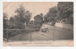 80. 501/ NEUVILLE Aux BOIS - Fossés (côté Sud) - Abreuvoir - France