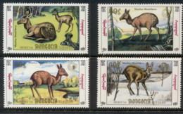 Mongolia 1990 Wildlife Deer MUH - Mongolia