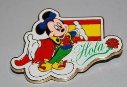 DLRP - Mickey Mouse (Spain/Hola)   Open Edition - Disney