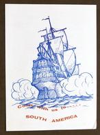 Collezionismo - Menu Navi LLOYD Triestino - M/v Africa - 20 Febbraio 1967 - Menus