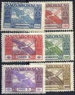 HUNGARY  1924  IKARUS L, MNH - Hongrie