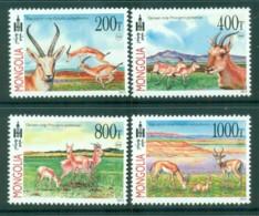 Mongolia 2013 Goitered Gazelle MUH Lot82934 - Mongolia