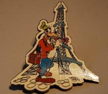 DLRP - Landmark Series - Eiffel Tower (Goofy)  Open Edition - Disney