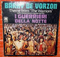 """THE WARRIORS COVER NO VINYL 45 GIRI - 7"""" - Accessori & Bustine"""