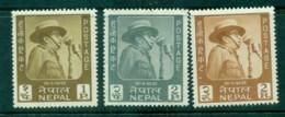 Nepal 1964 King Mahendra Birthday MLH Lot83196 - Nepal