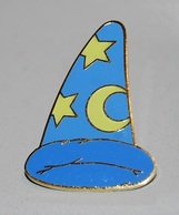 DLRP - Sorcerer Mickey Hat Pin (Glow In The Dark)  Open Edition - Disney