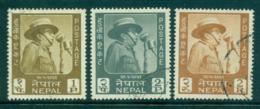 Nepal 1964 King Mahendra's Birthday FU Lot35038 - Nepal