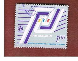 VENEZUELA  - SG 2397    -       1978  CENTENARY OF NATIONAL OIL INDUSTRY  -  USED° - Venezuela