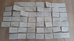 Correspondentie Van Associatie-Cassa Naar Scheurleer Den Haag 1842 (2) 1943 (3) 1844 (1) 1845 (8) 1846 (19) En 1848 (20) - ...-1852 Prephilately
