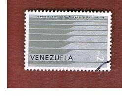 VENEZUELA  - SG 2403    -       1979   ANNIVERSARY OF GURI DUM -  USED° - Venezuela