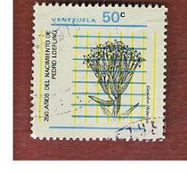 VENEZUELA  - SG 2428    -       1980   ANNIVERSARY OF PEDRO LOEFLING (BOTANIST) -  USED° - Venezuela