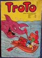 Troto  Poche - N° 11- (1973 ) . - Bücher, Zeitschriften, Comics
