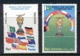 Pakistan 1982 Hockey - Pakistan