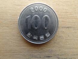 Koree Du Sud  100  Won  2000  Km 35.2 - Korea, South