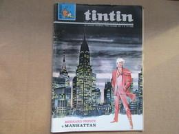 Tintin Le Super Journal Des Jeunes De 7 à 77 Ans  (N° 1 / 1969) 24° Année Édition Belge - Altri
