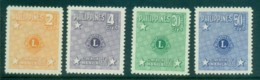 Philippines 1950 Lions Club MLH Lot31652 - Philippines
