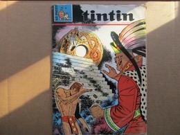 Tintin Le Super Journal Des Jeunes De 7 à 77 Ans  (N° 4 / 1969) 24° Année Édition Belge - Altri