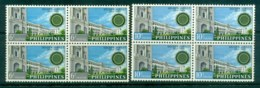 Philippines 1961 De La Salle College Blks 4 MUH Lot82555 - Philippines