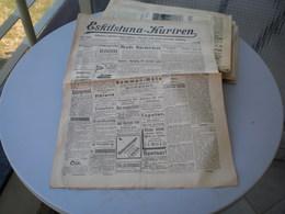 Eskilstuna Kuriren 1923 Nr 128 - Libros, Revistas, Cómics