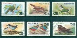 Philippines 1979 Birds CTO - Philippines