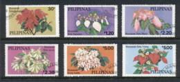 Philippines 1979 Flowers CTO - Philippines