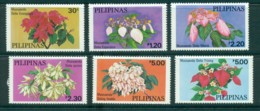 Philippines 1979 Flowers MLH Lot31717 - Philippines