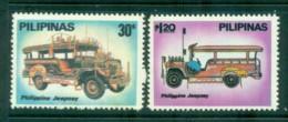 Philippines 1980 Jeepney MUH Lot82550 - Philippines