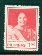 Philippines 1982 First Lady MLH Lot31724 - Philippines