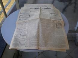 Strengnas Tidning 1923 Nr 68 - Livres, BD, Revues