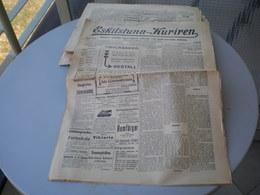 Eskilstuna Kuriren 1923 Nr 129 - Livres, BD, Revues
