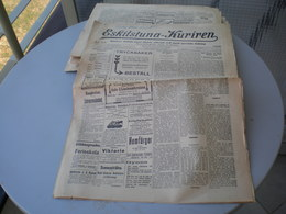 Eskilstuna Kuriren 1923 Nr 129 - Libros, Revistas, Cómics