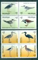 Philippines 1999 Birds 2xBlk4 MUH - Philippines