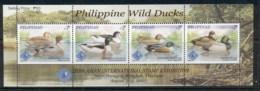 Philippines 2007 Ducks & Geese MS MUH - Philippines