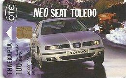 Seat Toledo 8 X0713 - Greece