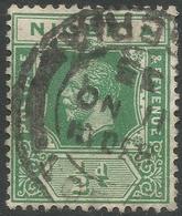 Nigeria. 1921-32 KGV. ½d Used. Mult Script CA W/M. Die II SG 15b - Nigeria (...-1960)