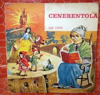 "CENERENTOLA  COVER NO VINYL 45 GIRI - 7"" - Accessori & Bustine"