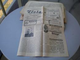 Viola 1924 Nr 28 - Livres, BD, Revues