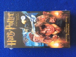 VHS: Harry Potter And The Sorcerer's Stone (New In Shrink Wrap) - Children & Family