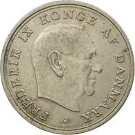 Monnaie, Danemark, Frederik IX, Krone, 1971, Copenhagen, TTB, Copper-nickel - Denmark