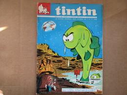 Tintin Le Super Journal Des Jeunes De 7 à 77 Ans  (N° 13 / 1969) 24° Année Édition Belge - Altri