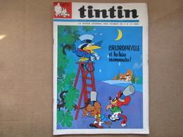 Tintin Le Super Journal Des Jeunes De 7 à 77 Ans  (N° 14 / 1969) 24° Année Édition Belge - Altri