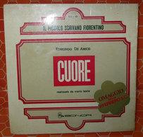 """DE AMICIS CUORE  COVER NO VINYL 45 GIRI - 7"""" - Accessori & Bustine"""