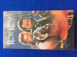 VHS: Rob Roy, With Liam Neeson AndJjessica Lange, New In Shrink Wrap - Action, Adventure