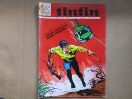 Tintin Le Super Journal Des Jeunes De 7 à 77 Ans  (N° 18 / 1969) 24° Année Édition Belge - Altri